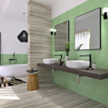 Ceramica Evolution Green 25...