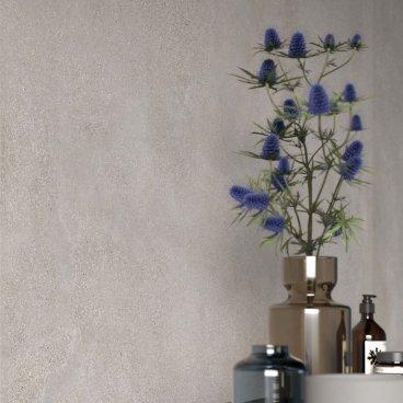 Gres porcellanato rettificato naturale tutta massa Blend Ash 60 x 120 ABK