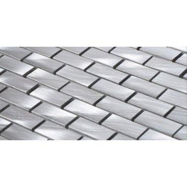 Mosaico in alluminio...