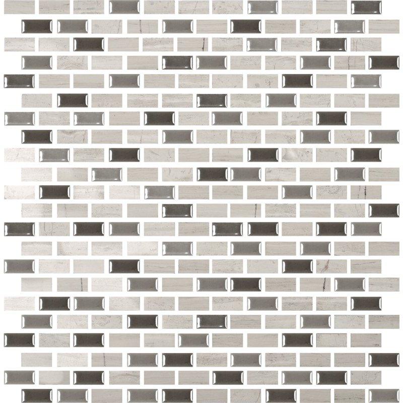 MOSAICO DAYTONA SPAZIO  29,5x31,5 cm