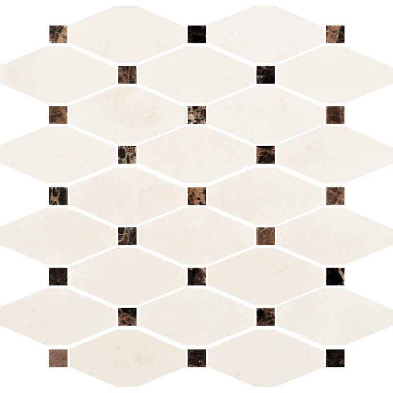 MOSAICO COMMODORE SPAZIO  28,5x29,5 cm