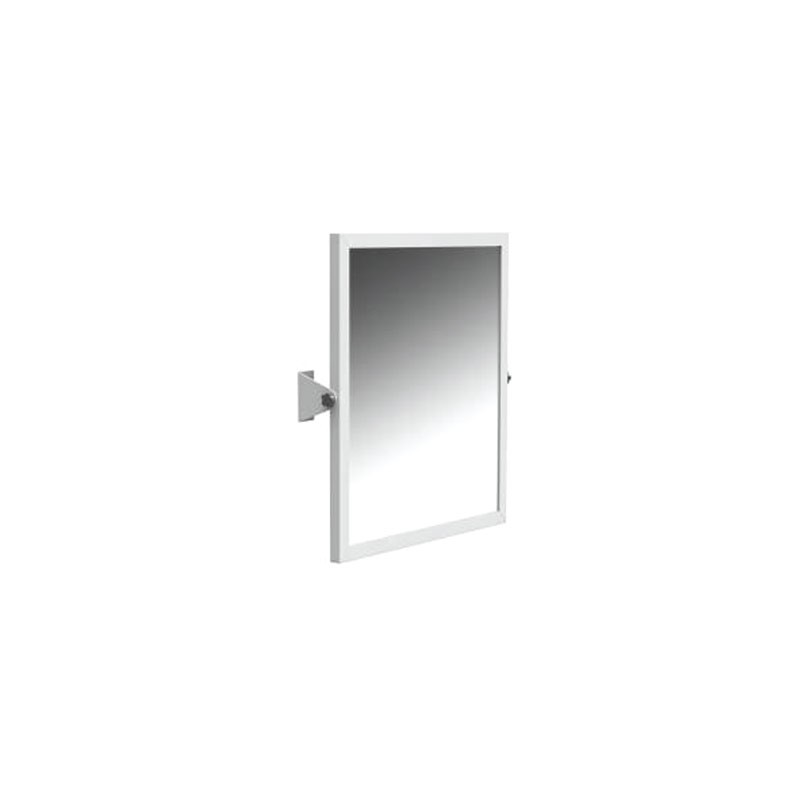 Specchio basculante con cornice 60x65x11cm kdesign - Specchio bagno con cornice ...