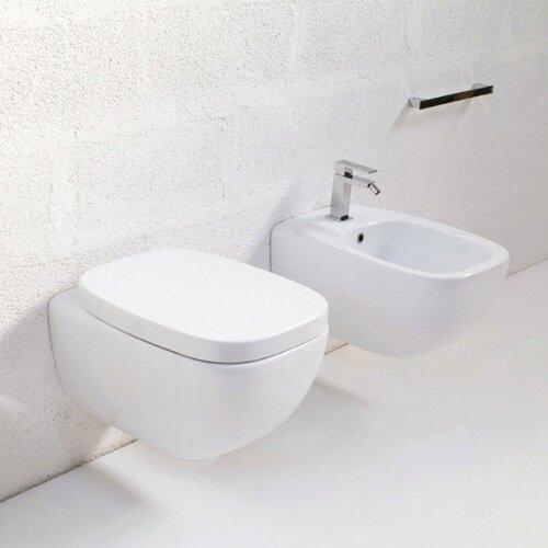 WC Sospeso Dial Bianco...