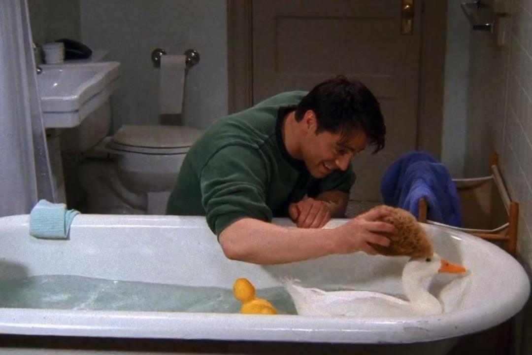Serie Tv... in bagno!